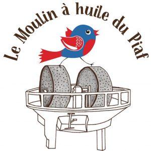 Logo Moulin à huile du piaf
